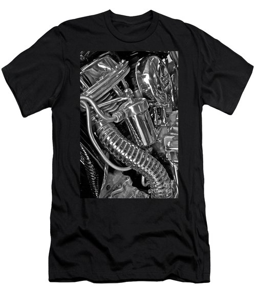 Panhead Poetry Men's T-Shirt (Athletic Fit)