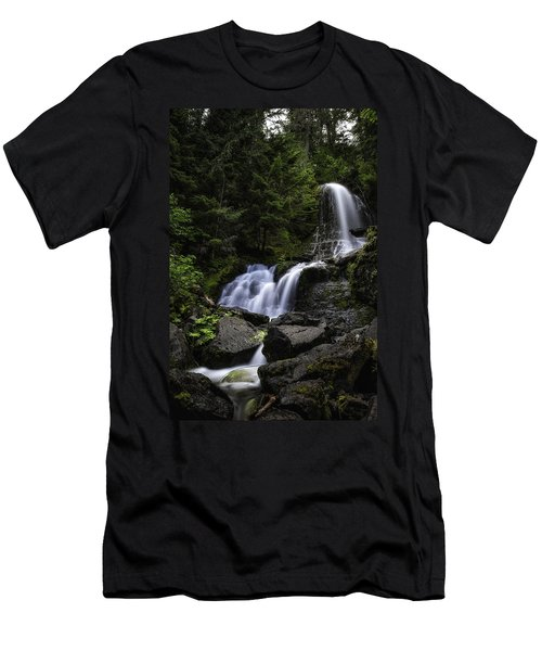 Panther Falls Men's T-Shirt (Athletic Fit)