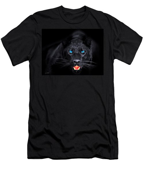 Panther Men's T-Shirt (Athletic Fit)