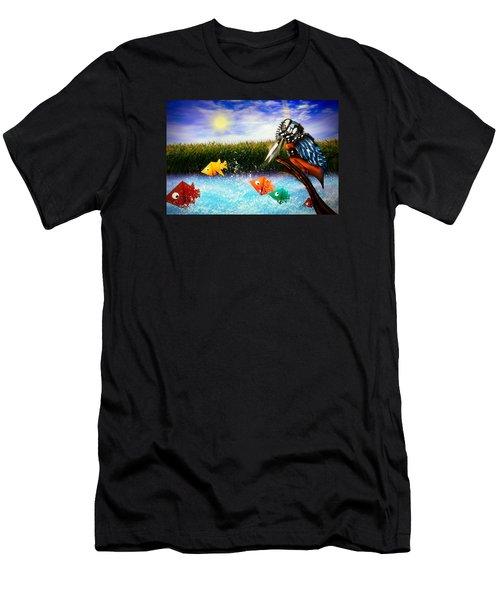 Paper Dreams Men's T-Shirt (Athletic Fit)