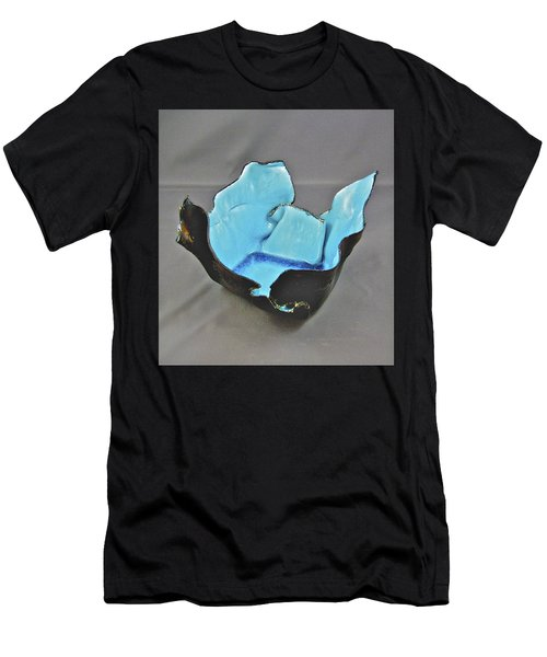 Paper-thin Bowl  09-001 Men's T-Shirt (Athletic Fit)