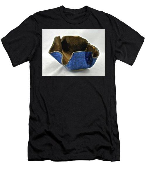 Paper-thin Bowl  09-005 Men's T-Shirt (Athletic Fit)