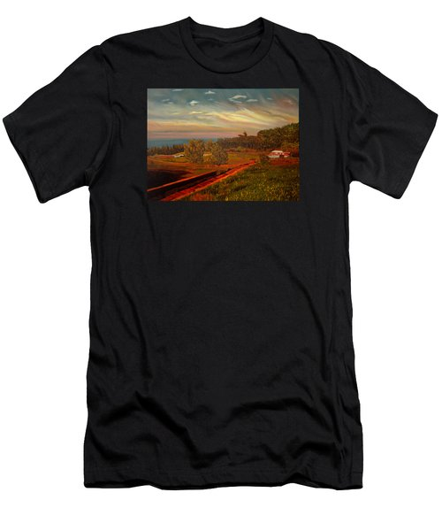 Paradise Road Men's T-Shirt (Athletic Fit)