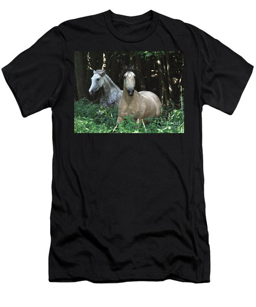 Paso Fino Mares Pay Attention Men's T-Shirt (Athletic Fit)