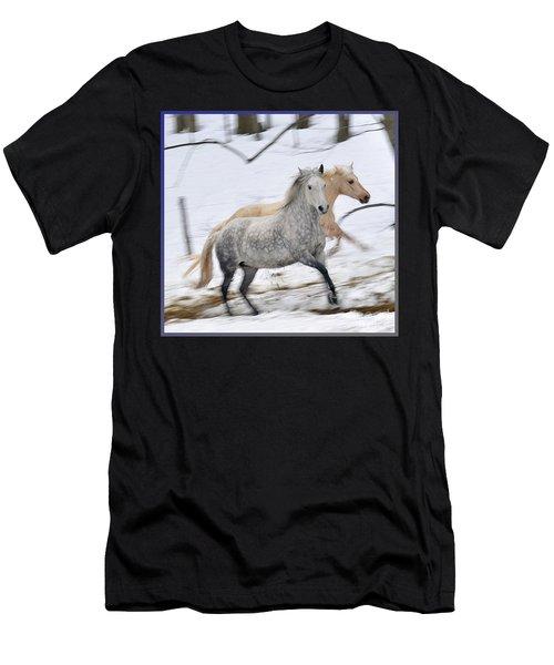 Paso Fino Mares Take Flight Men's T-Shirt (Athletic Fit)