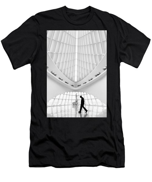 Passing Through Men's T-Shirt (Athletic Fit)