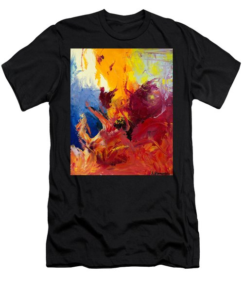Passion 1 Men's T-Shirt (Athletic Fit)