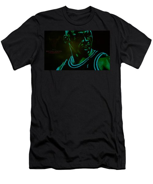 Men's T-Shirt (Slim Fit) featuring the digital art Passion by Brian Reaves