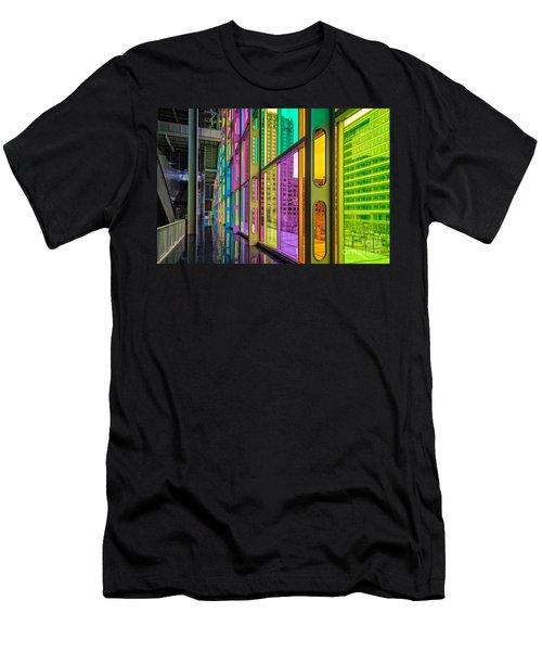 Pastel World Men's T-Shirt (Athletic Fit)