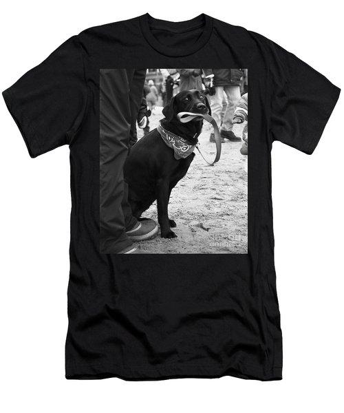 Patience Men's T-Shirt (Athletic Fit)