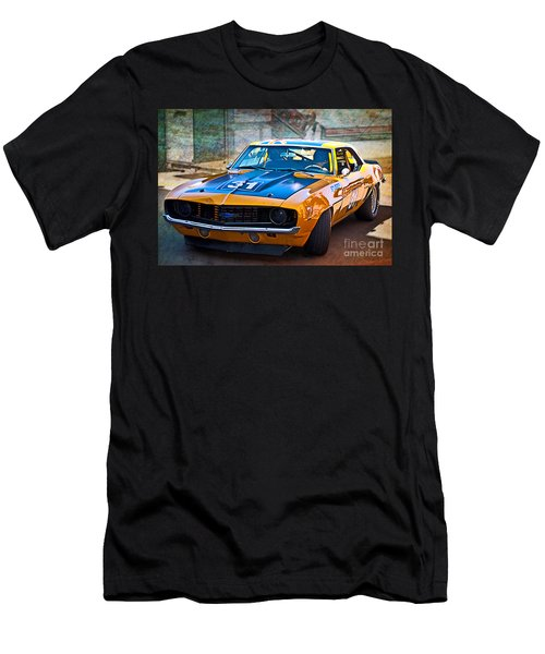 Paul Stubber Camaro Men's T-Shirt (Athletic Fit)