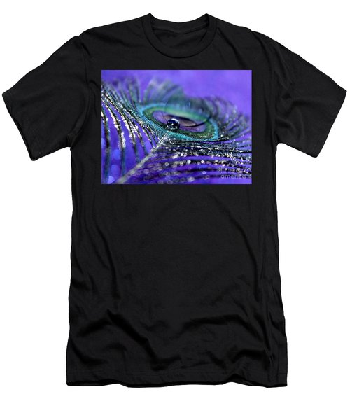 Peacock Spirit Men's T-Shirt (Athletic Fit)