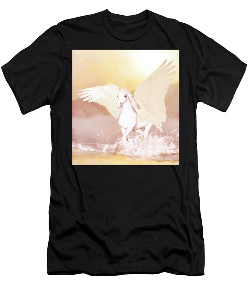 Pegasus   Men's T-Shirt (Athletic Fit)