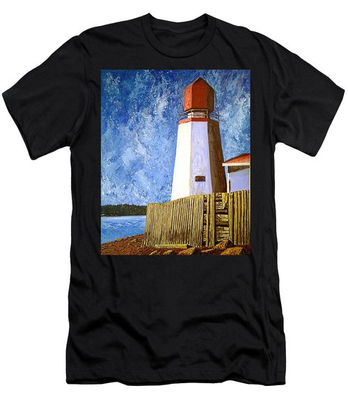 Pendlebury Lighthouse Men's T-Shirt (Athletic Fit)