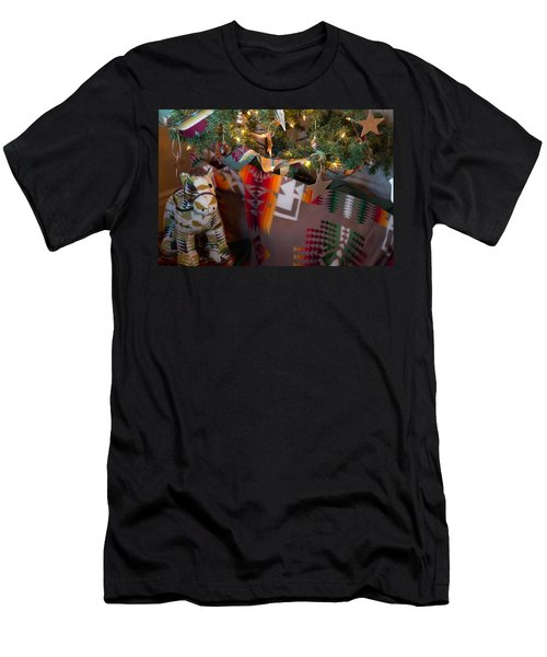 Pendleton Christmas Men's T-Shirt (Athletic Fit)