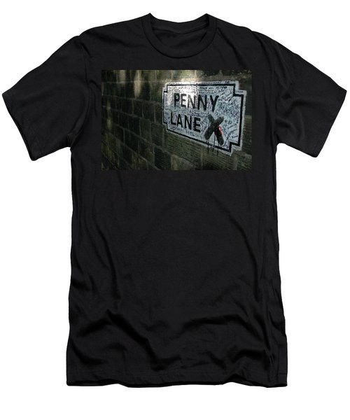 Penny Lane Men's T-Shirt (Athletic Fit)