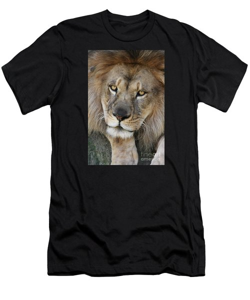 Pensive Men's T-Shirt (Athletic Fit)