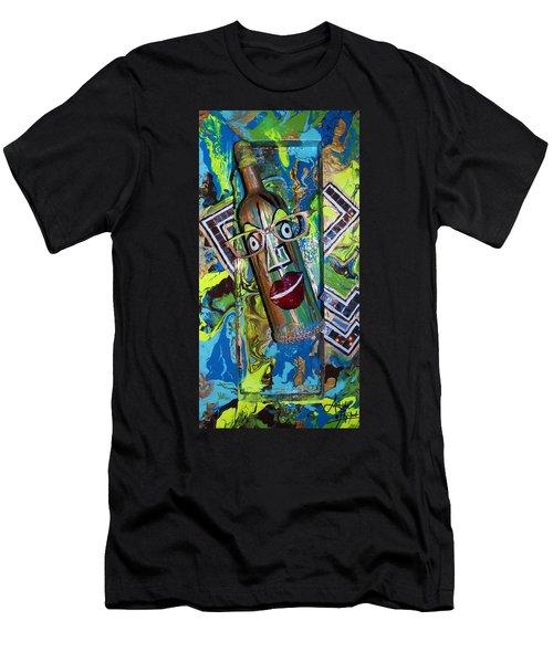 Perception 4  Men's T-Shirt (Athletic Fit)