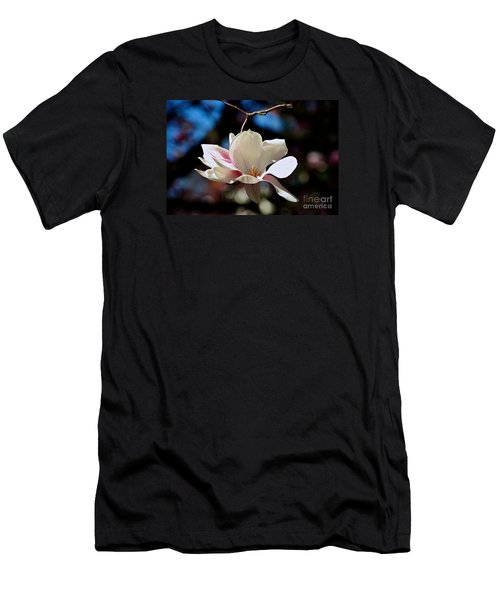 Perfect Bloom Magnolia Men's T-Shirt (Athletic Fit)