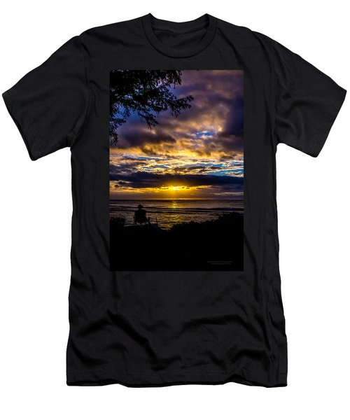 Perfect Morning Men's T-Shirt (Athletic Fit)