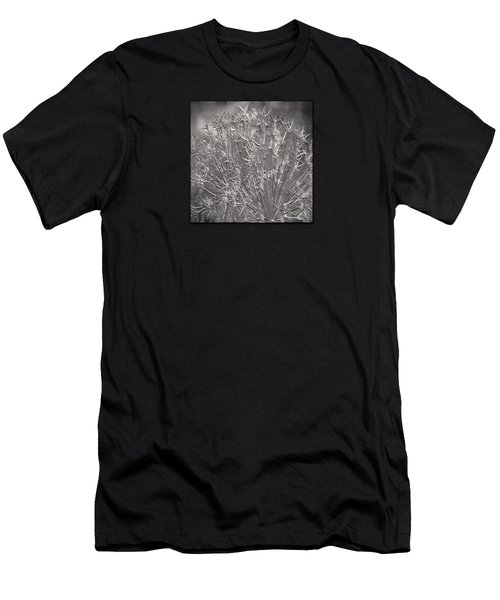 Men's T-Shirt (Slim Fit) featuring the photograph Persian Stars by Jean OKeeffe Macro Abundance Art
