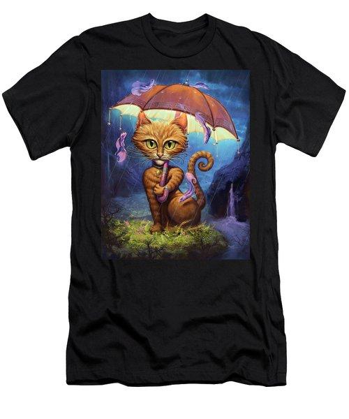 Personal Sunshine Men's T-Shirt (Athletic Fit)