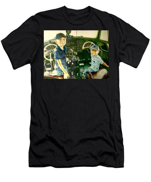 Personnel Men's T-Shirt (Slim Fit) by Henryk Gorecki