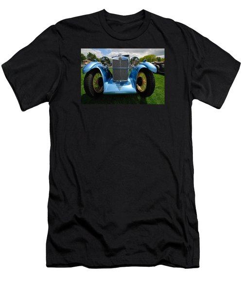 Perspective M G Magna Men's T-Shirt (Slim Fit) by John Schneider