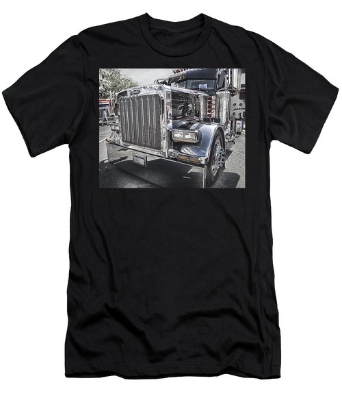 Peterbilt 2005 Men's T-Shirt (Slim Fit) by Theresa Tahara