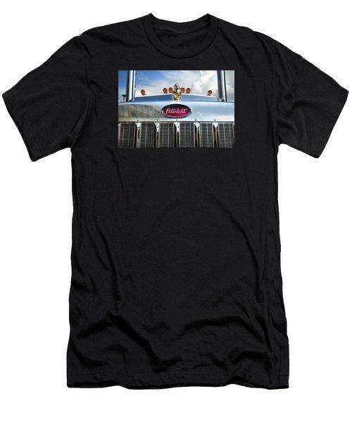 Peterbilt Men's T-Shirt (Athletic Fit)