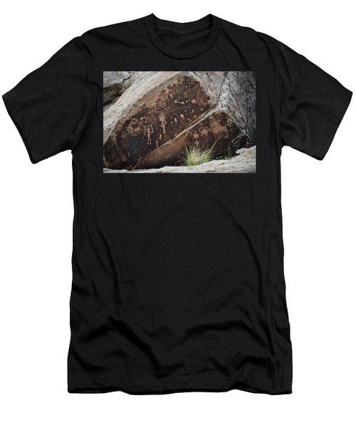 Petroglyphs Men's T-Shirt (Athletic Fit)