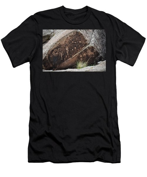 Petroglyphs Men's T-Shirt (Athletic Fit)