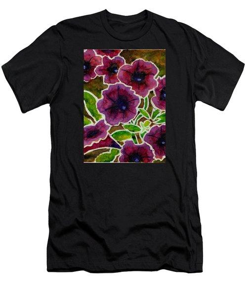 Petunia Men's T-Shirt (Athletic Fit)