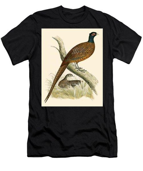 Pheasant Men's T-Shirt (Athletic Fit)