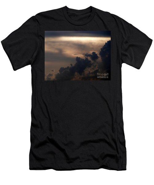 Phenomena Men's T-Shirt (Slim Fit) by Amar Sheow