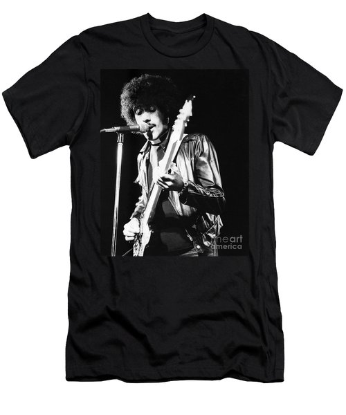 Phil Lynott Men's T-Shirt (Athletic Fit)