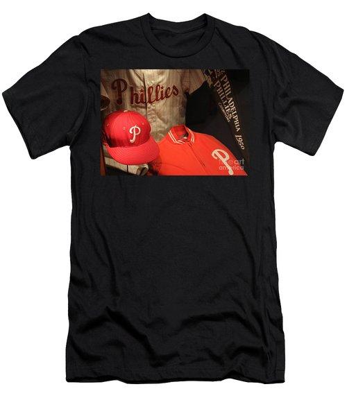 Philadelphia Phillies Men's T-Shirt (Athletic Fit)