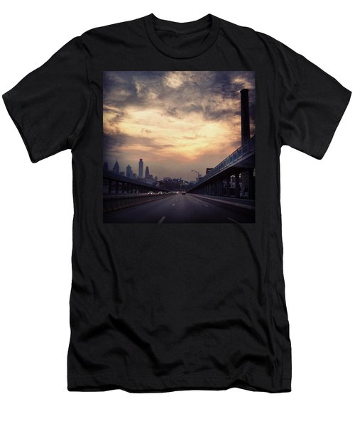 Philly Men's T-Shirt (Athletic Fit)