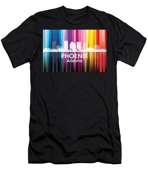 Phoenix Az 2 Men's T-Shirt (Athletic Fit)