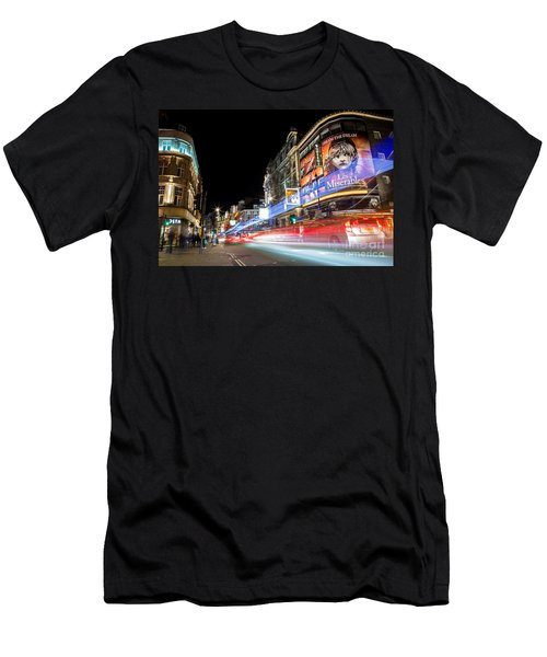 A Night In The West End Men's T-Shirt (Athletic Fit)