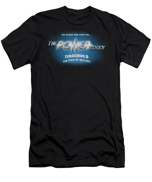 Pick Of Destiny - Power Couch Men's T-Shirt (Athletic Fit)