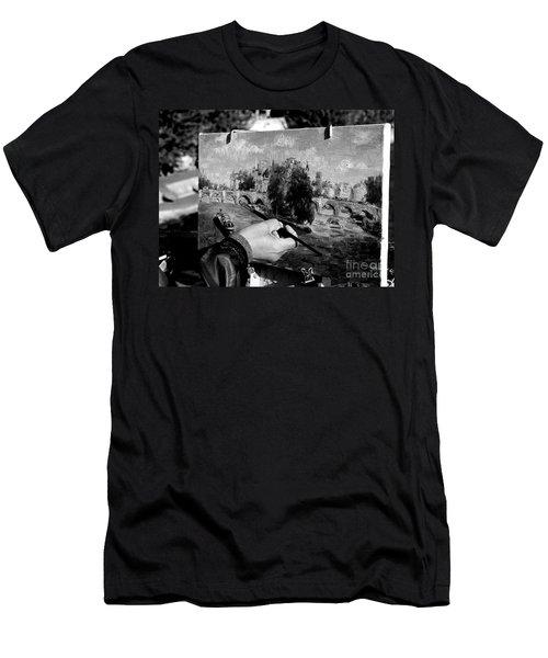 Pic...k The Artist Men's T-Shirt (Athletic Fit)