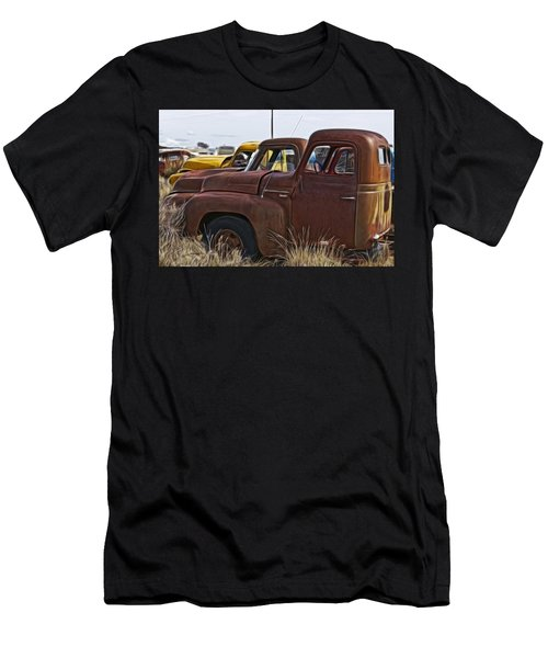Pickup Cabs 2 Men's T-Shirt (Athletic Fit)