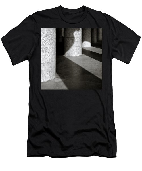 Pillars And Shadow Men's T-Shirt (Athletic Fit)