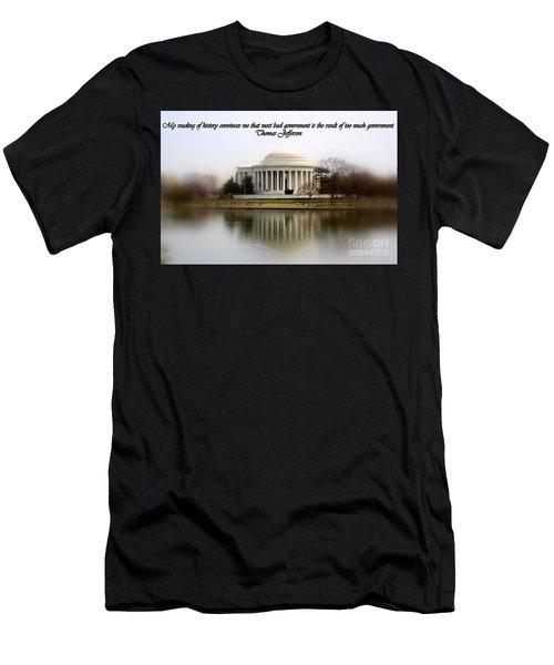 Pillars Of Strength Men's T-Shirt (Slim Fit) by Patti Whitten