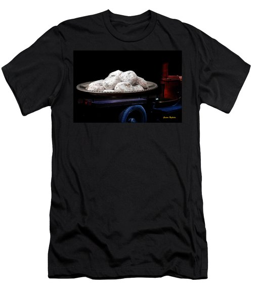 Men's T-Shirt (Athletic Fit) featuring the photograph Pin Up Cars - #5 by Gunter Nezhoda