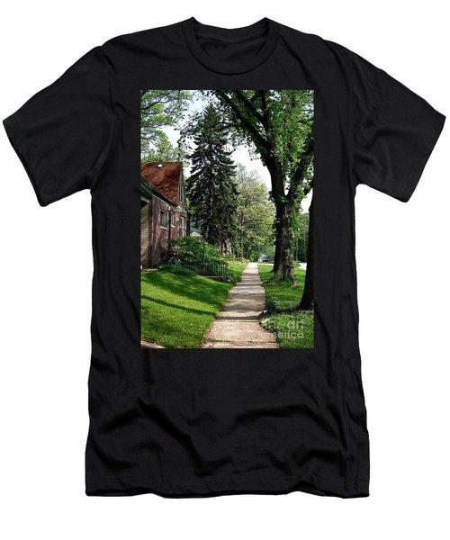 Pine Road Men's T-Shirt (Athletic Fit)
