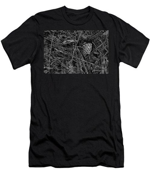 Pinecone Men's T-Shirt (Athletic Fit)