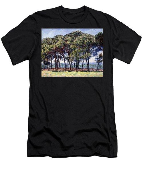 Pines Men's T-Shirt (Athletic Fit)