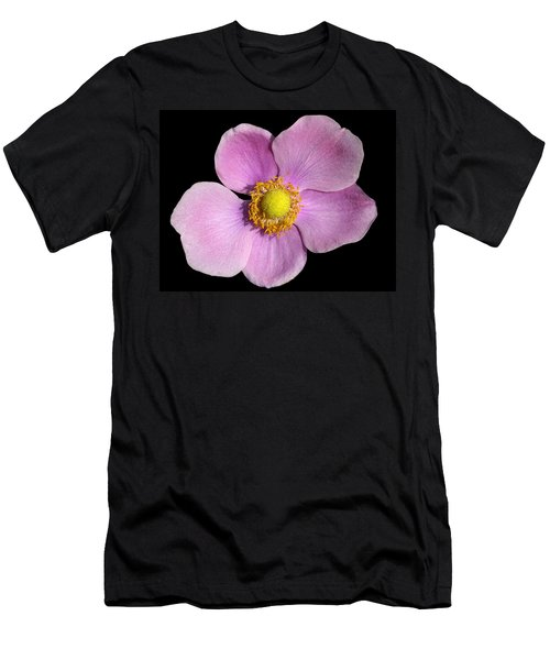 Pink Anemone Men's T-Shirt (Athletic Fit)